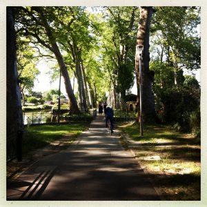 Toulouse voie verte canal du midi