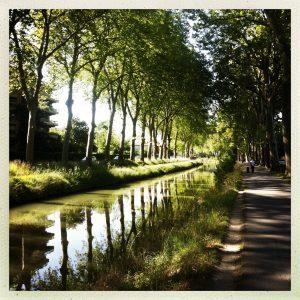 voie verte toulouse canal du midi