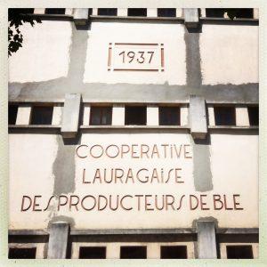 coopérative lauragaise blé baziège