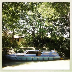 bateau canal du midi gardouch