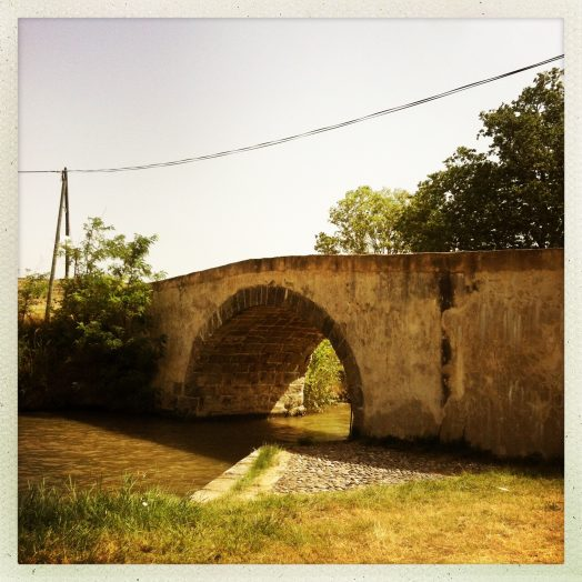 pont de puichéric canal du midi