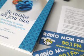 Je cuisine un jour bleu Terre vivante radio mon païs
