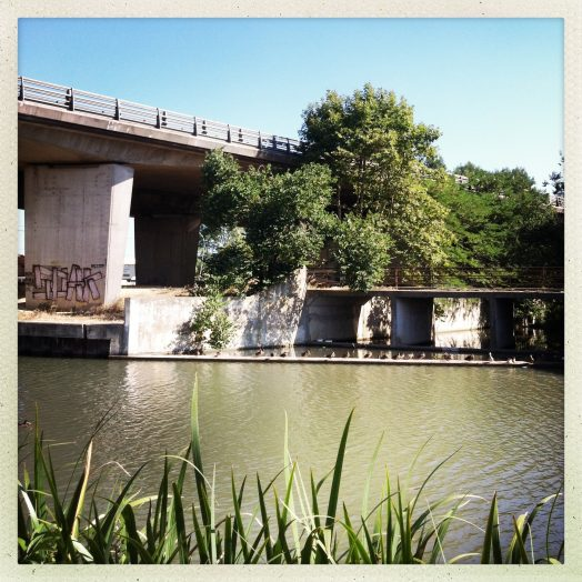 pont moderne béziers