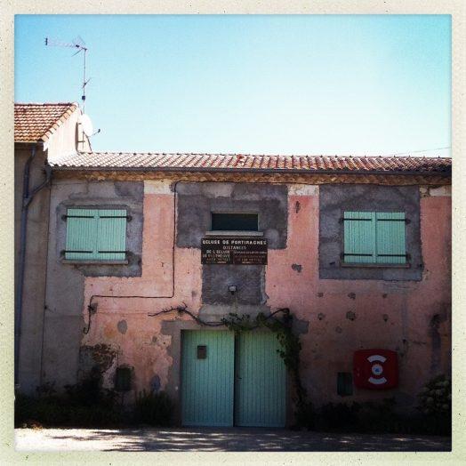 écluse de portiragnes maison rose