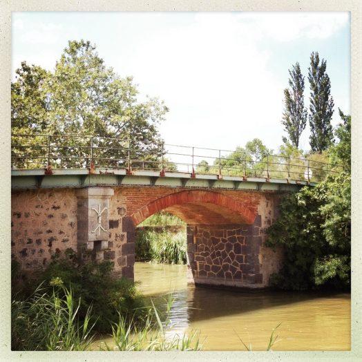pont coloré vias