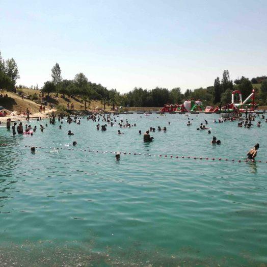base de loisirs des trois lacs tarn et garonne