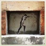 Micro graff dans le quartier Saint Sernin, Toulouse