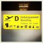 aéroport embarquement toulouse