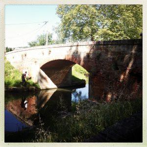 pont de Mange-Pommes XVIIIe Ramonville