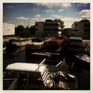 port technique ramonville canal du midi