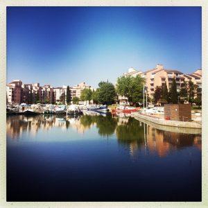 Port sud ramonville canal du midi