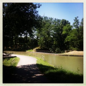pont-canal de Gardouch