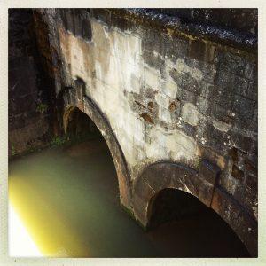 Pont aqueduc des Voûtes Gardouch