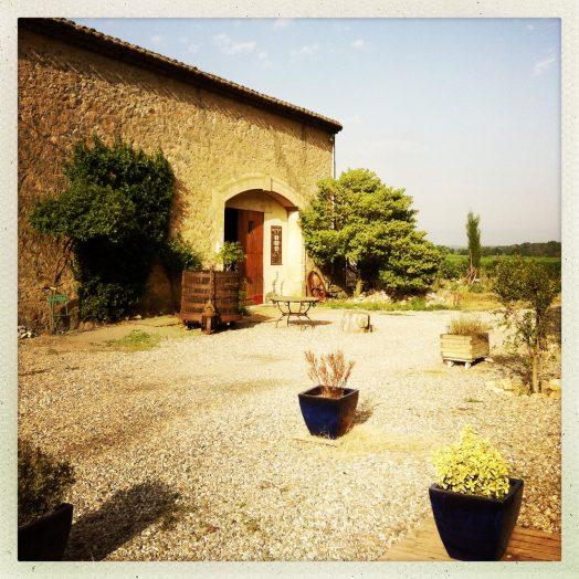 relais occitan Marseillette gîte lieu-dit le beauvoir