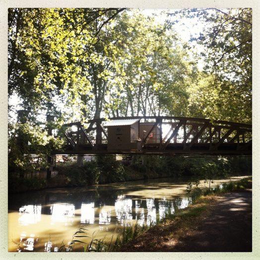 pont fer canal béziers