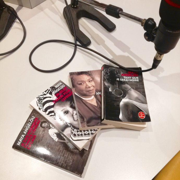maya angelou livre de poche chronique radio mon païs toulouse
