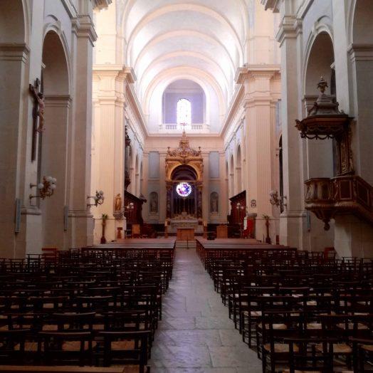 autel de la cathédrale Notre-Dame-de-l'Assomption de Montauban