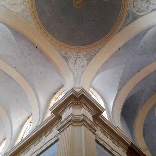 plafond de la cathédrale Notre-Dame-de-l'Assomption de Montauban
