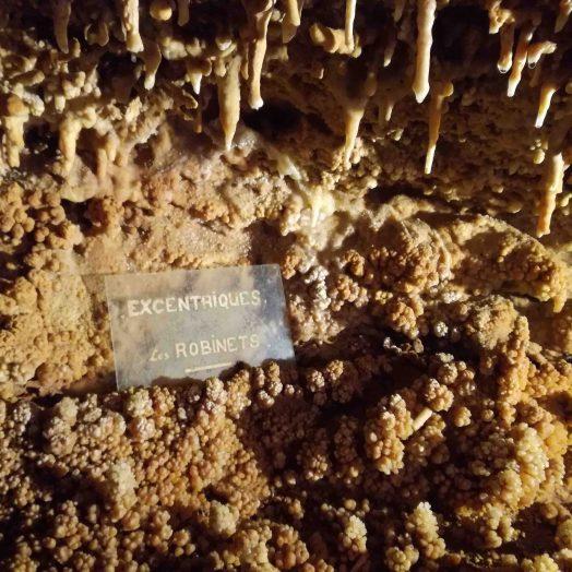 excentriques robinets grotte du bosc tarn et garonne